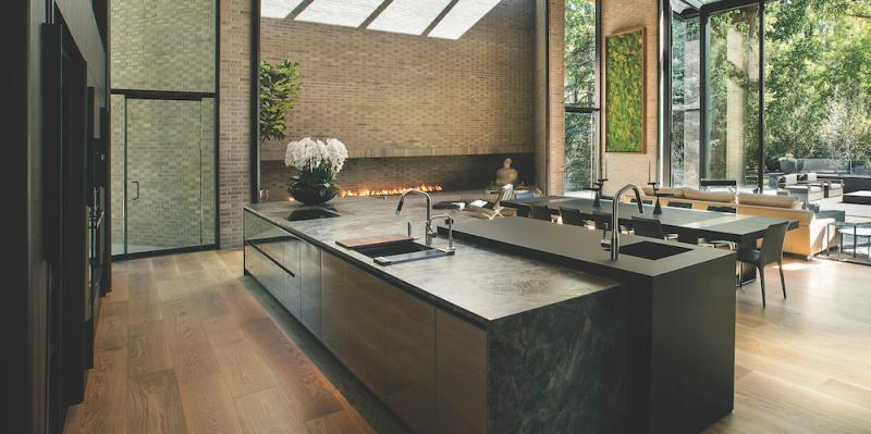 Vessel contemporary kitchens