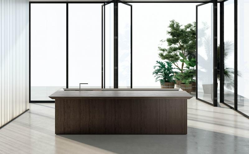 7 Boffi k6 kitchen ambient