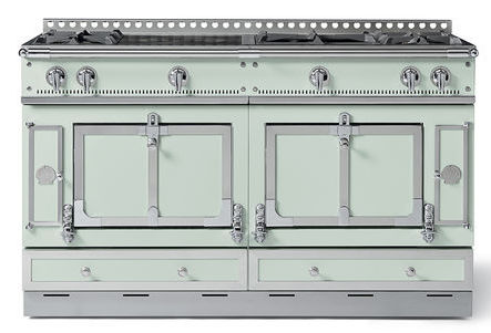 The Chateau 150 stovetop oven