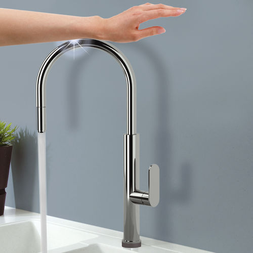 Rubinetterie Mariani touch-activated faucet