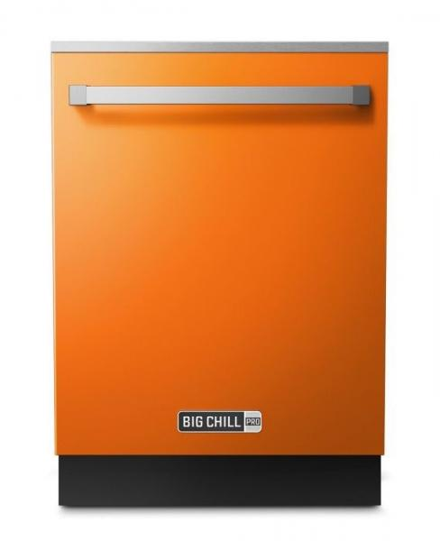 Orange Bill Chill dish washer
