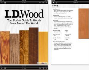 I.D. Wood, ipad app