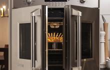 Monogram French door oven