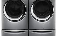 Whirlpool HybridCare washer and dryer