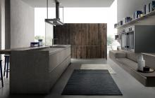 Ernesto-Meda-Icon-kitchen-cabinet line-kitchen-island-shown