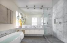 Feng Shui and Joanna Wong master bath