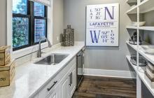 The Country Kitchen for Schumacher Homes' Messy Kitchen design