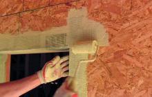 StoGuard spray-on housewrap