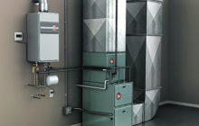 Product of the Week: Rheem Integrated Heating & Water Heating System