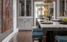 Kitchen by Cheryl Kees Clendenon
