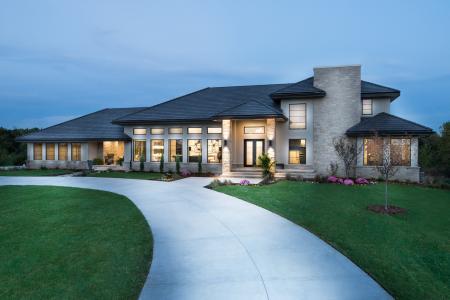Nie Homes, Prairie Style modernism