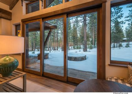 Sierra-Pacific sliding glass door