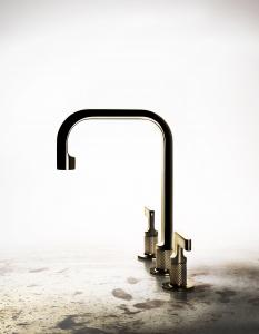 Gessi Italian bath faucet