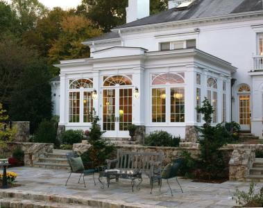 Conservatory by Tanglewood