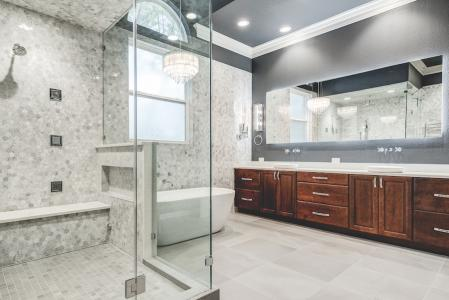 spa bath from nomi builders and also from plum builders