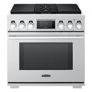Signature Suite 36-inch stove