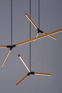 Stickbulb Bough Pendant Light