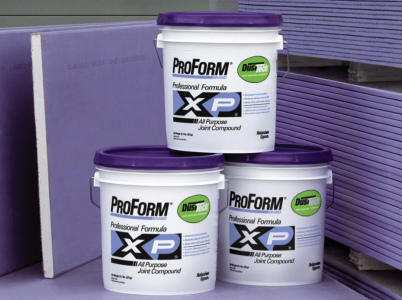 National Gypsum, XP Ready Mix Joint Compound, Dust-Tech, 101 best new products
