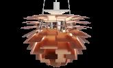 louis poulsen artichoke lighting pendant