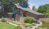 Exterior of California home